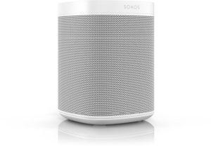Sonos One - Smart Speaker mit Alexa Sprachsteuerung (Weiß) PLATZ 3
