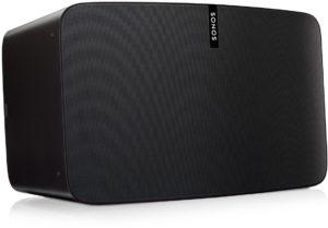 Sonos PLAY 5 WLAN-Speaker für Musikstreaming (Schwarz) PLATZ 2