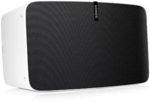 Sonos PLAY 5 WLAN-Speaker für Musikstreaming (Weiß) PLATZ 1